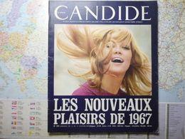 Le Nouveau Candide N° 297 2 Janvier 1967 Les Nouveaux Plaisirs De 1967 - General Issues