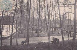 CPA CHAVILLE 92 - Berge De L'étang De L'ursine Entrée Du Restaurant Barraud - Chaville