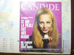 Le Nouveau Candide N° 299 16 Janvier 1967 Ce Que La Pilule Fait Aux Maris / Une Française Chez Les Gardes Rouges - General Issues