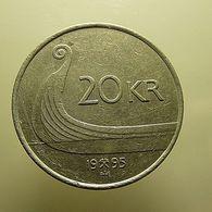 Norway 20 Kroner 1995 - Norvegia