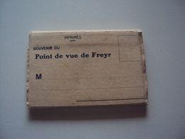 FREYR  Ensemble 10 Mini-cartes-photo ( 9 Cm X 5,6 Cm) SOUVENIR DU  Point De Vue De Freyr - Hastière