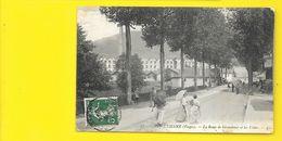 SAINT ETIENNE Les Usines Route De Gerardmer (LL) Vosges (88) - Saint Etienne De Remiremont