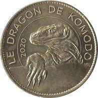 2020 AB104 - VAL-DE-REUIL - Biotropica 5 (Le Dragon De Komodo) / ARTHUS BERTRAND 2020 - Arthus Bertrand