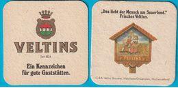 Brauerei C. & A. Veltins Meschede ( Bd 3572 ) - Sotto-boccale