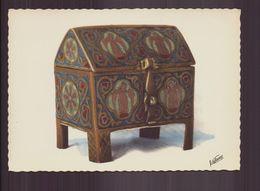 GERMIGNY DES PRES RELIQUAIRE EMAUX CHAMPLEVES DE LIMOGES - Fine Arts