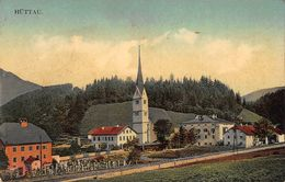 HUTTAU-ST JOHANN Im PONGAU AUSTRIA~PANORAMA VILLAGE VIEW POSTCARD 46605 - Autriche