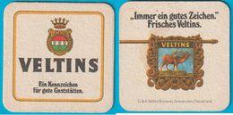 Brauerei C. & A. Veltins Meschede ( Bd 3575 ) - Sotto-boccale