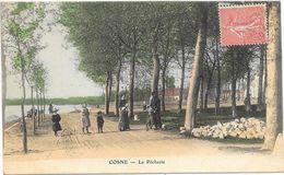 COSNE : LA PECHERIE - Cosne Cours Sur Loire