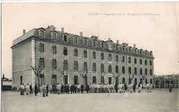 AK Auch, Casernes De 8. Régiment D'Infanterie - Auch