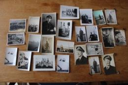 Lot De  Photos FFNL Marine Nationale  Meme Matelot - 1939-45