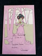 CPA M.M.Vienne. - Künstlerkarten