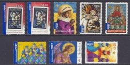 Australia - Christmas, Noel, Weihnachten, Nativity, Natale - (Lot) Mixed Used - Australien