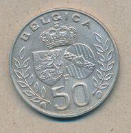 België/Belgique 50 Fr Boudewijn/Baudouin 1960 Latijn/Latin Morin 544 (150632) - 1951-1993: Baudouin I