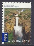 Australia - 2008 Waterfalls, Jim Jim Waterfall, Falls, Chutes - Fine Used - 2000-09 Elizabeth II