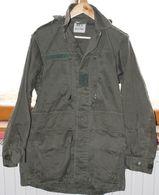 Veste Treillis Toile Verte T 92 C - Equipement