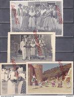 Au Plus Rapide Toulon Var Archive Membre Escolo De Lo Targo Provence Folklore Danse - Persone Identificate