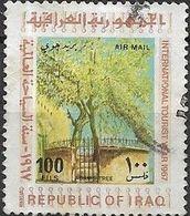 IRAQ 1967 International Tourist Year - 100f - Adam's Tree FU - Iraq