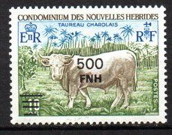 Col17  Colonie Nouvelles Hebrides N° 485 Neuf XX MNH  Cote 100,00€ - Ongebruikt