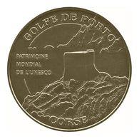 Monnaie De Paris , 2010 , Ota-Porto , Golfe De Porto , Patrimoine Mondial Unesco - Monnaie De Paris
