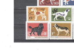 Bulgaria - Dog - Dogs - MNH - Postzegels