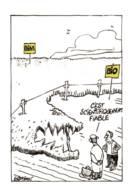 """CPM - CAMPAGNE """"SANS OGM"""" - """"C'est Scientifiquement Fiable"""" - Dessin SAMSON - Edition ... - Santé"""