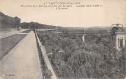 Saint Germain En Laye (78) - Perspective De La Terrasse Construite Par Le Nôtre - L'Ascenseur - France
