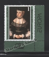Lituanie – Lithuania – Lituania 1996 Yvert 533, Europa Cept. Famous Woman - MNH - Lithuania