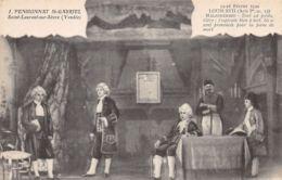Saint Laurent Sur Sèvre (85) - Pensionnat St Gabriel - Février 1920 - Louis XVII - 1 - Frankreich