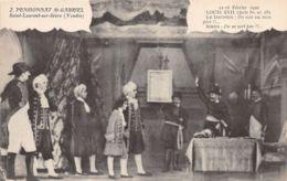 Saint Laurent Sur Sèvre (85) - Pensionnat St Gabriel - Février 1920 - Louis XVII - 2 - Frankreich
