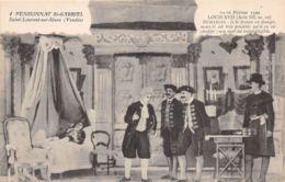 Saint Laurent Sur Sèvre (85) - Pensionnat St Gabriel - Février 1920 - Louis XVII - 4 - Frankreich