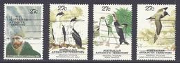 AAT / Australian Antarctic Territory - Wildlife, Royal Penguins, Albatross, Douglas Mawson, Explorers - Mixed Used - Territorio Antártico Australiano (AAT)