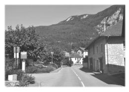 AIGUEBELETTE-LE-LAC - Route Principale - Aiguebelle