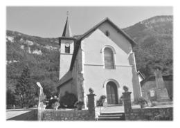 AIGUEBELETTE-LE-LAC - L'église Saint-André - Aiguebelle