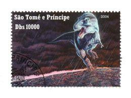 SAO TOME AND PRINCIPE»2004»USED - Sao Tome En Principe