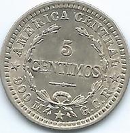 Costa Rica - 5 Centimos - 1910 - KM145 - Costa Rica