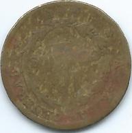 Costa Rica - 1919 - 10 Centimos - KM149.2 (GCR At The Base) - Costa Rica