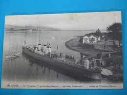 "64 ) Hendaye "" Legrondeur "" Garde Cote Français - Année - édit : La Renovatrice - Hendaye"
