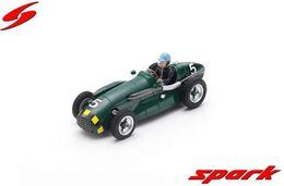 Connaught A - Eric Thompson - British GP 1952 #5 - Spark - Spark