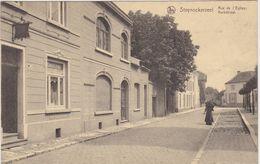 BELGIQUE BELGIE  STEENOCKERZEEL  STEYNOCKERZEEL  Rue De L'Eglise Kerkstraat - Steenokkerzeel