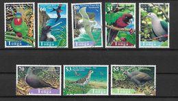 TONGA 1998 BIRDS  MNH - Otros