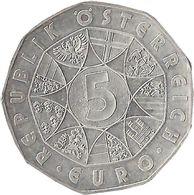 AUTRICHE - 5 € Erweiterung 2004 - Autriche