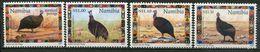 Namibia Mi# 871-4 Postfrisch/MNH - Fauna Birds - Namibia (1990- ...)