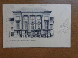 Deinze: Stadhuis - Hotel De Ville -> Beschreven - Deinze
