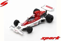 Parnelli VPJ4 - Mario Andretti - Canadian GP 1974 #55 - Spark - Spark