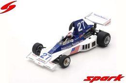 Parnelli VPJ4 - Mario Andretti - Long Beach GP 1976 #27 - Spark - Spark