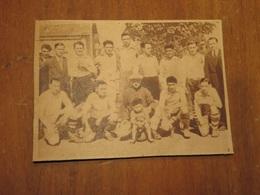 CORBEIL (ESSONNE): FOOTBALL CLUB DE CORBEIL ÉQUIPE 1 (PHOTO DE JOURNAL: 06/1932) - Ile-de-France