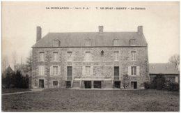14 LE BUAT - ISIGNY - Le Chateau - Frankrijk