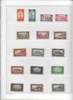 Maroc - Collection Vendue Page Par Page - Timbres Neufs * Avec Charnière - B/TB - Maroc (1891-1956)