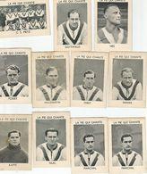 FOOTBALL LE C. S. METZ DES ANNEES 1930/40 - Voetbal
