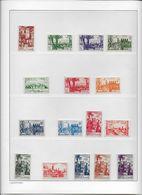 Maroc - Collection Vendue Page Par Page - Timbres Neufs **/* Sans/avec Charnière - B/TB - Maroc (1891-1956)